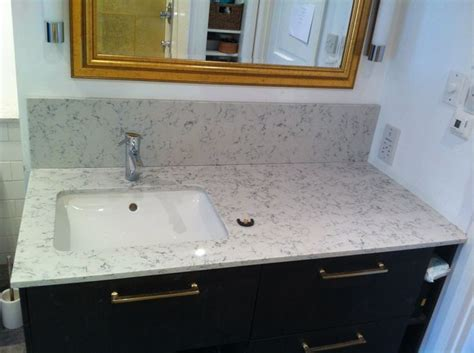 Silestone Bathroom Vanity Tops Silestone Lyra Quartz Vanity Bathroom Ideas