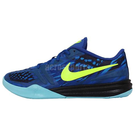basketball shoes for youth nike kb mentality gs blue volt youth boys basketball