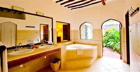 bathroom in swahili bathroom in swahili blue bay beach resort spa in zanzibar east coast gofan