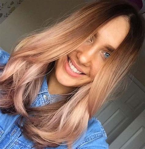 which hair color from sallys rose gold 1000 ideas about gold hair dye on pinterest rose gold
