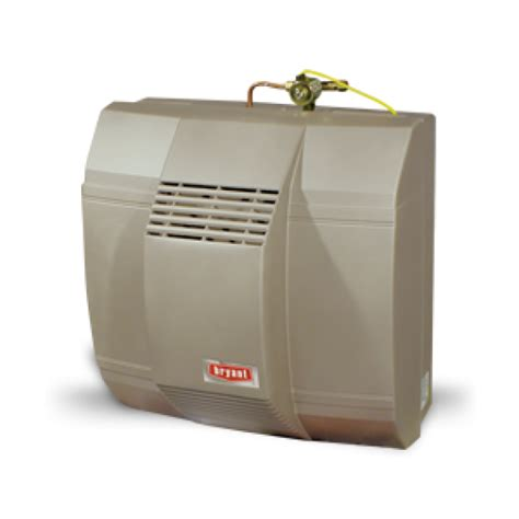 aprilaire fan powered humidifier bryant preferred series small fan powered humidifier