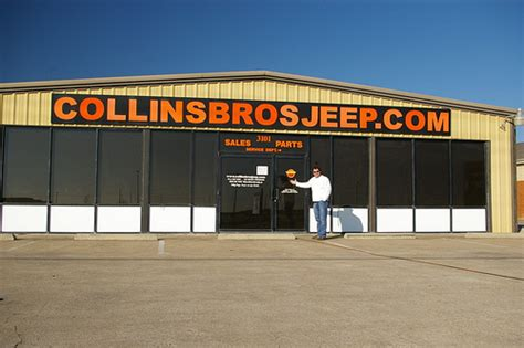 Collins Brothers Jeep Collins Bros Jeep Wylie Tx Flickr Photo