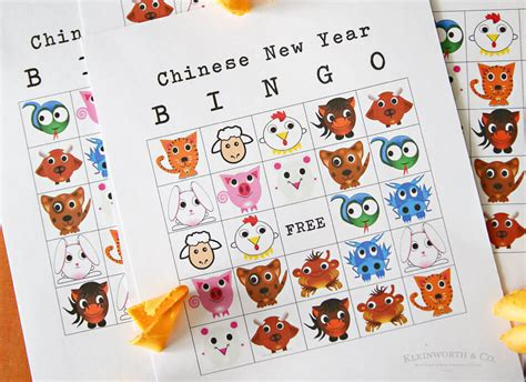 printable chinese new year images chinese new year bingo printable 500 giveaway