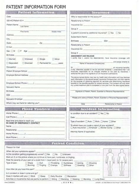patient information template patient information template virtren