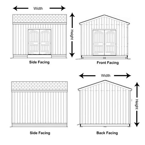 how to work out area of sheds fences wood finishes direct