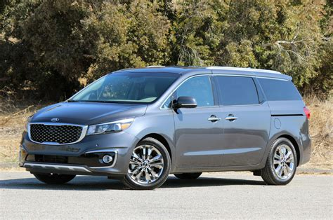 Kia Sedona Pictures 2016 Kia Sedona Pricing Features Edmunds 2017 2018