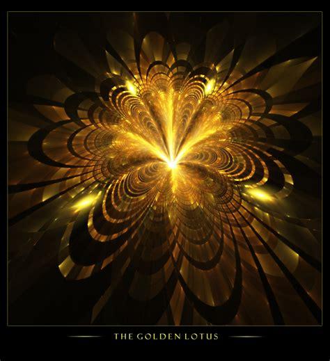 Gorden Lotus Golden Lotus Alchemical Weddings