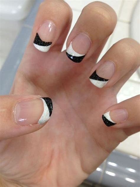Manicure Designs by Nail Designs Black And White Studio Design