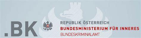 bundesministerium inneres osztr 225 k bel 252 gyminiszter nőtt a bűncselekm 233 nyek sz 225 ma