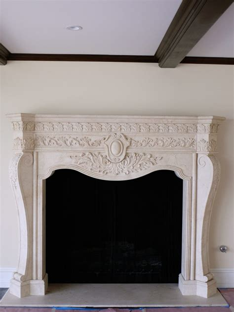Provincial Fireplaces by Provincial Fireplace Mantels Bt Architectural