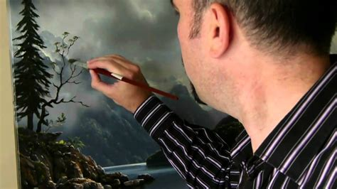 Painting G With A Twist by Disasters 3 How To Paint Trees Artist Nathanael