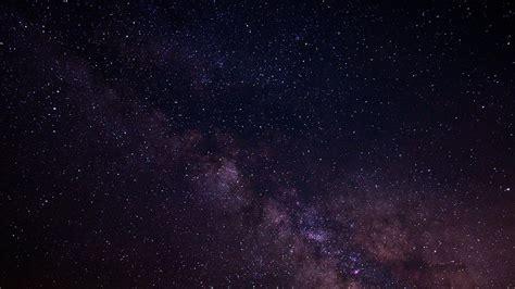 wallpaper for the laptop ni76 space star night galaxy nature dark wallpaper star