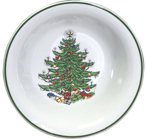cuthbertson original christmas tree traditional round