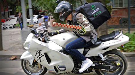 imagenes de wolverine en moto repartiendo pizzas en moto de las m 193 s r 193 pidas del mundo