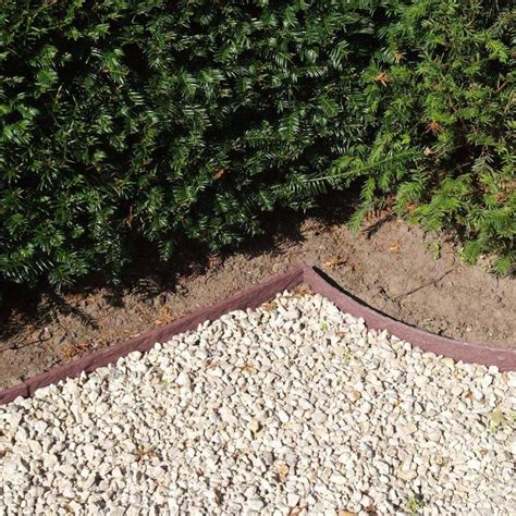 ecolat lawn edge lawn strip bed edging bed border mowing edge 14cm 25m ebay