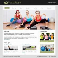 best website for health and fitness 1000 images about website design for fitness club and