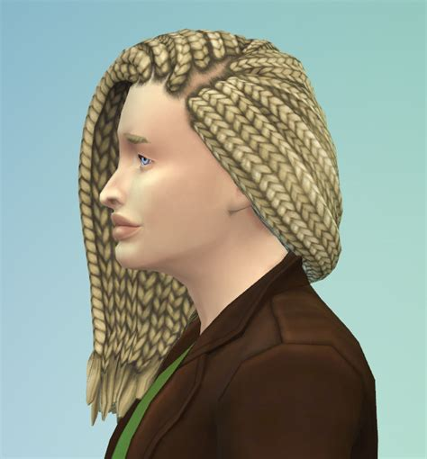 download sims 3 african braids mod the sims deprecated quot box braids side quot gender