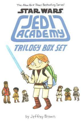 a new class wars jedi academy 4 trilogy box set wars jedi academy jeffrey brown