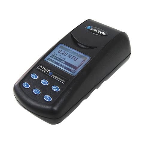 lamotte 2020we handheld turbidity meter epa compliant from cole parmer canada