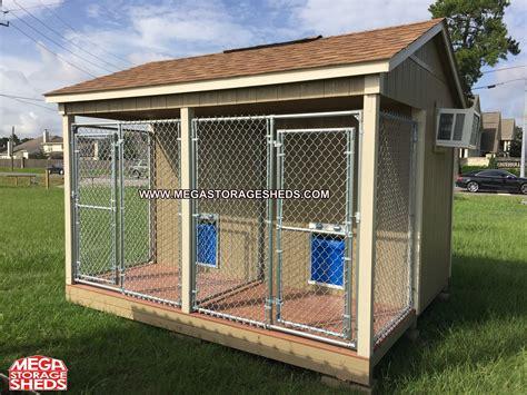 Sheds For Dogs by Kennel Mega Storage Sheds