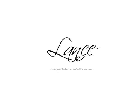 lance tattoo pictures to pin on pinterest tattooskid