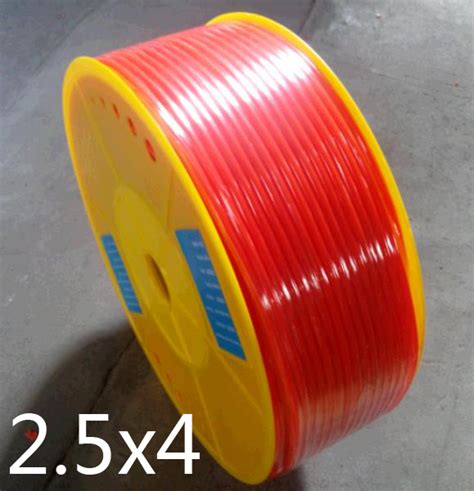 Hose Pu Polyurethane Od 4 X Id 2 5 Pneumatic Meteran compare prices on plastic pipe tubing shopping buy