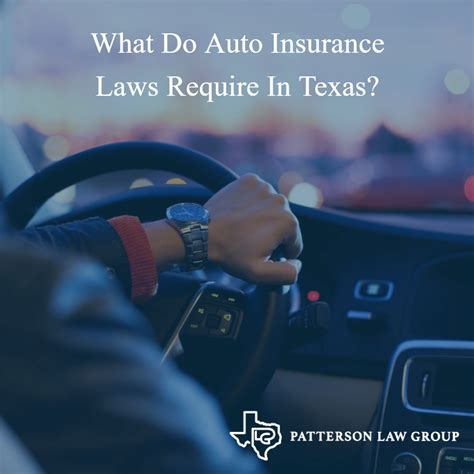 Car Insurance Personal Injury 1 by Overview Of Auto Insurance Laws Fort Worth