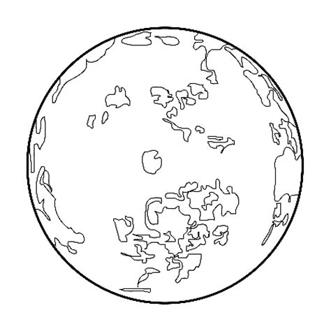 venus planet coloring pages page 4 pics about space