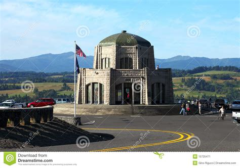 vista house crown point vista house crown point oregon tourists editorial photo image 15725471