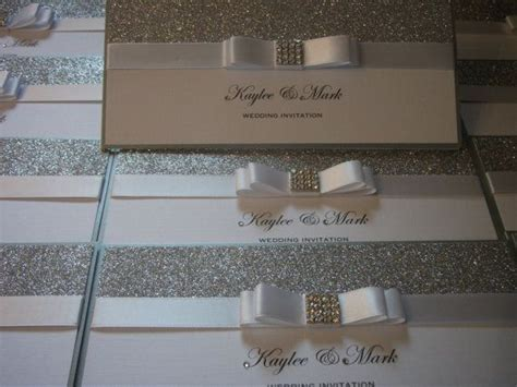 Luxury Handmade Wedding Invitations - handmade luxury wedding invitation the