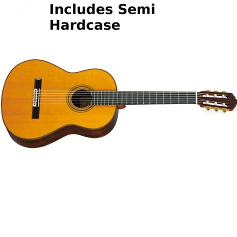 Handmade Classical Guitars - yamaha gc42c handmade classical guitar from