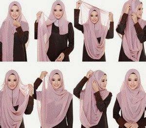 tutorial hijab menutup dada untuk pesta 12 tutorial hijab menutup dada untuk kebaya terbaru dan