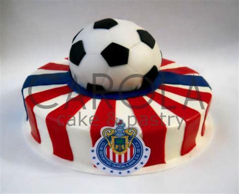 imagenes feliz cumpleaños chivas football soccer cake pastel club chivas lleva tu pasi 243 n