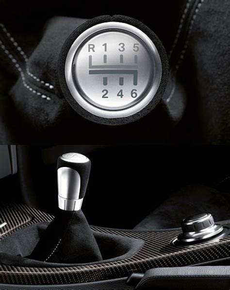 performance shift knob and