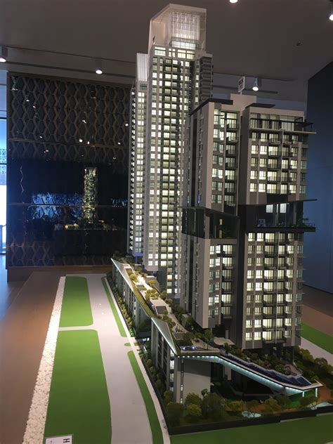home design expo singapore highline residences condo review and showflat visit
