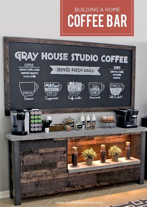 diy coffee shop design best 25 home coffee bars ideas on pinterest home coffee