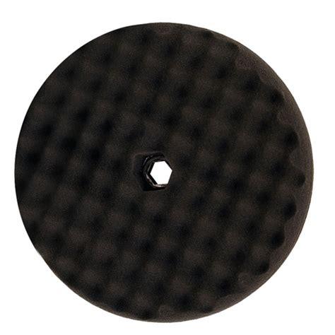 3m 5708 It Ultrafine Foam Polishing Pad Sided 3m it foam polishing pad sided connect 05707 black 8 inch