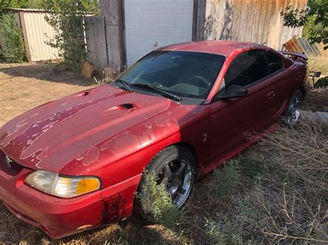 manual cars for sale 1996 ford mustang parking system 4th generation 1996 ford mustang cobra svt manual for sale mustangcarplace