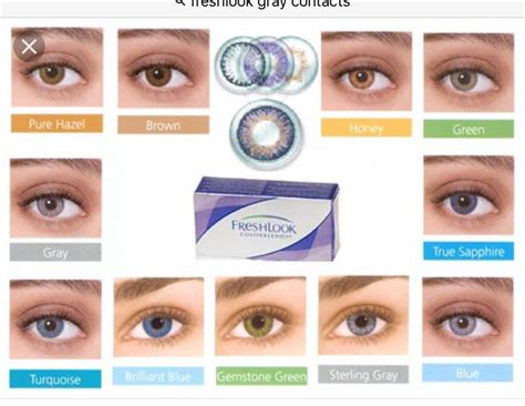 contacts colors color contacts prescription colored contacts color