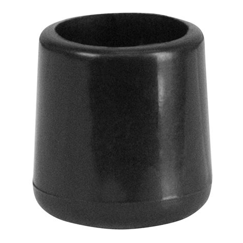 Folding Chair Foot Caps by Black Replacement Foot Cap For Plastic Folding Chairs