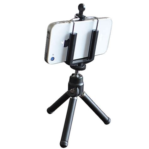 tripod mount adapter walway universal cell phone clip