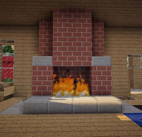 How To Build A In Fireplace by 9 Fireplace Ideas Minecraft Building Inc