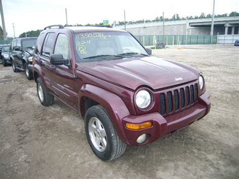 2002 maroon jeep 2002 jeep liberty maroon in cotonou parc sekandji 1 75