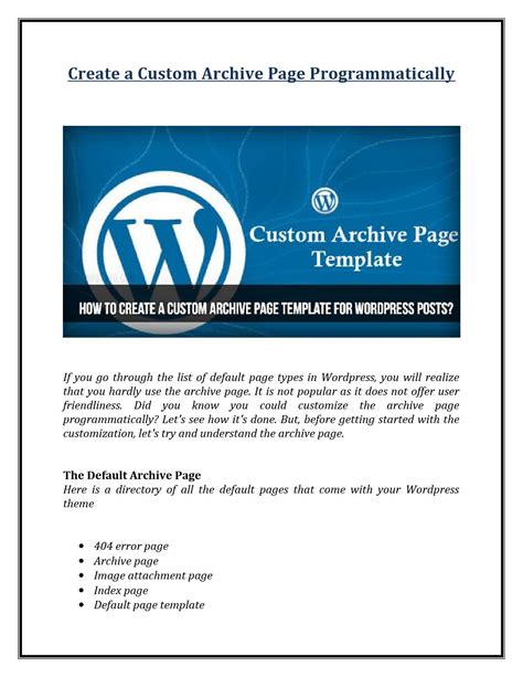 attachment page template attachment page template choice image template