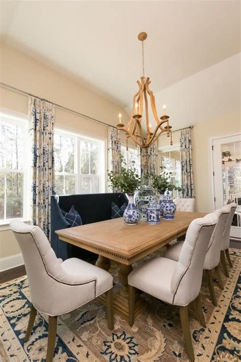 plush dining room chairs plush chairs at large dining room table hgtv