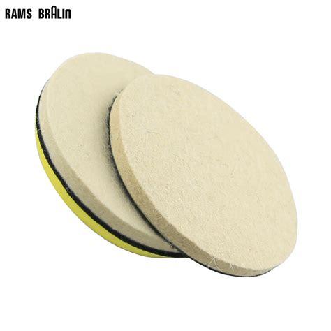 Ath 1 Inch 25mm Wool Felt Polishing Disc 2 3mm Backing Pad כלי שפשוף פשוט לקנות באלי אקספרס בעברית זיפי