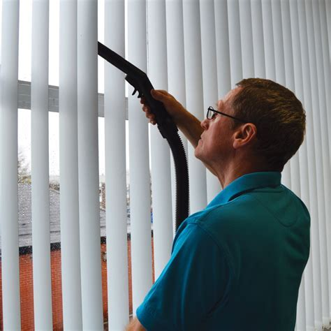 Vertical Blinds Cleaning from ServiceMaster Clean