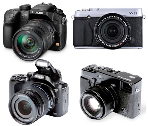 best compact system with viewfinder best compact system cameras 2014 photographer