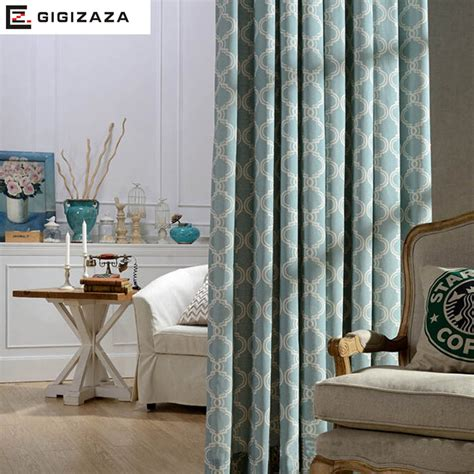 cotton window curtains buy wholesale cotton window curtains from china