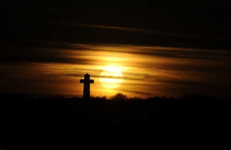 Bald Knob Cross by Bald Knob Cross Of Peace Lighting 12 22 2012 Photo